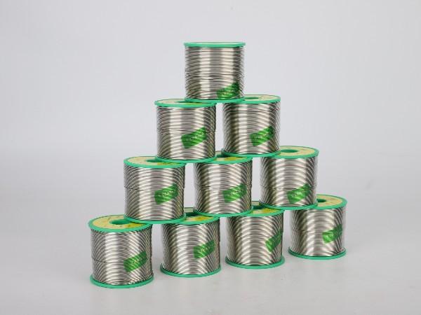 SAC305银无铅焊锡丝,Sn96.5Ag3.0Cu0.5焊锡丝