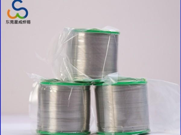 无铅免洗焊锡丝Sn99.3Cu0.7,无卤素焊锡丝