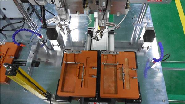 星威射频同轴电缆连焊解决方案